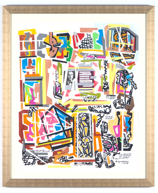 Homage to Marcel Duchamp